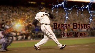 Download BARRY BONDS BEST HOMERUNS!! Video