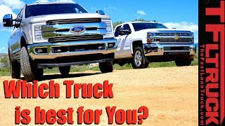 Download Heavy Duty Gas or Diesel? Which Truck Is Best For You? Video