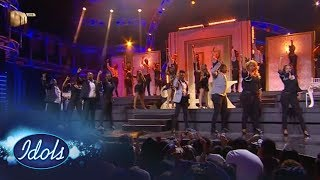 Download Top 7 Reveal: A Show-stopping opening   Idols SA Season 13 Video