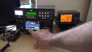 Xiegu X5105 QRP Digital Modes PSK/RTTY/FT8 Ham Radio Deluxe