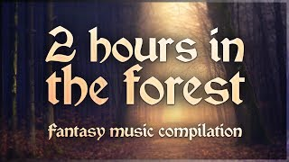 Download Two hours in the Forest, Celtic fantasy folk music. Video