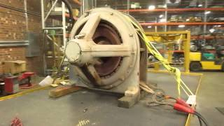 Download TIGERTEK / General Electric Motor Test Run Video