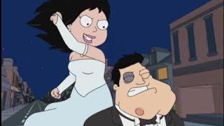Download American Dad! Stan Fights Bride Hayley Video