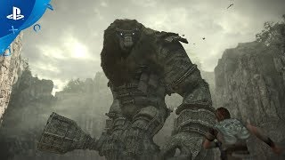 Download Shadow of the Colossus - PS4 Trailer | E3 2017 Video