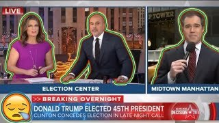 Download The morning after Trump wins! *{media SHOCK + HORROR on Nov. 9}* Video
