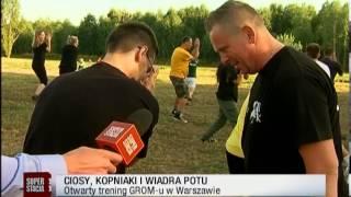 Download Finał Dnia - 14.08.2013 - Otwarty trening GROM-u Video