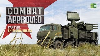 Download Pantsir: Shielding Russia. Guns, missiles & radar in a single system Video