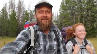 Download Father Daughter Backpacking To Remote Wilderness Lakes For Brook Trout / RZR 1000 / Tentbox Video