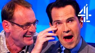Download Jimmy's Literally In Tears! | Sean Lock's Best 8 Out Of 10 Cats Does Countdown Bits | Part 1 Video