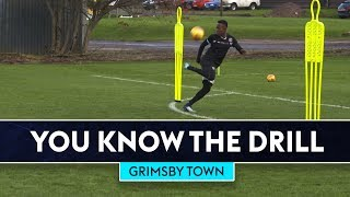Download INCREDIBLE Flick-Up and Volley! | Grimsby Town | You Know The Drill Video