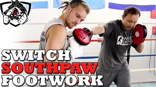 Download How to Switch Orthodox to Southpaw Mid-Combo! Video