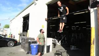 Download How To Perform A Bar Muscle-Up with Frank Medrano Video