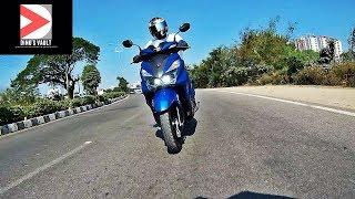 Download Honda Grazia First Ride Review, Walkaround #ScooterFest Video