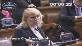 Download Nataša Jovanović: Sve je laž, Tomislav Nikolić je kupio fakultetsku diplomu! Video