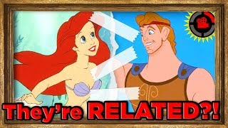 Download Film Theory: Ariel is RELATED to Hercules?! (Disney's Connected Universe) Video
