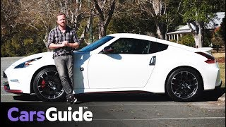 Download Nissan 370Z Nismo 2017 review: first drive video Video