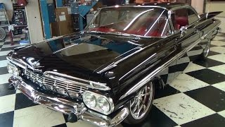 Download 1959 Chevrolet Impala Street Rod Video