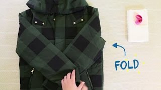 Download Tote Your Coat: How to Pack Your Coat Video