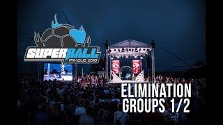 Download Elimination Groups (Part 1/2)   Super Ball 2018 Video