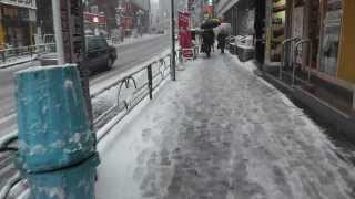 Download Snow in Tokyo! (February 2014) Video