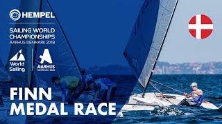 Download Full Finn Medal Race | Aarhus 2018 Video