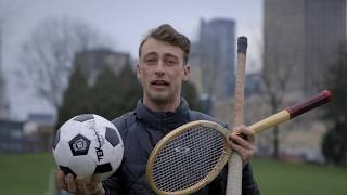 Download Georgia Simmerling schools Craig in the gym | Good Times with Craig McMorris | CBC Sports Video