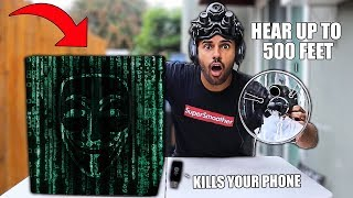 Download I Bought A $500 Spy Gadgets DARK WEB Mystery Box!! *DOOMSDAY PREPPERS* Video