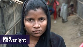 Download Myanmar: Are crimes against humanity taking place? * Warning: Distressing images * - BBC Newsnight Video
