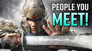 Download 9 Players You Meet In Every For Honor Match!   The Leaderboard Video