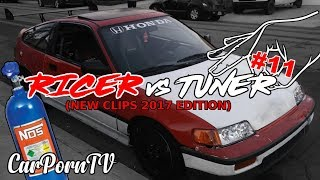 Download RICER VS TUNER #11 (NEW CLIPS 2018) Video