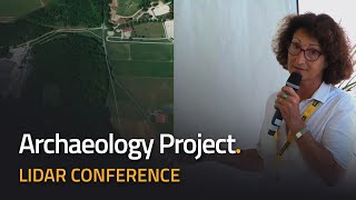 Download LiDAR for Drone 2017 - Uncovering a hill fort under vegetation with LiDAR by Aird'Eco Video