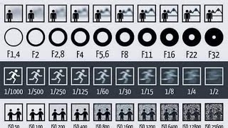 Download best lesson in photography for beginners - entire course in one image Video
