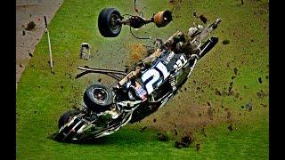 Download NASCAR's Wildest Flips Video