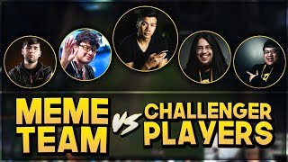 Download Shiphtur | MEME TEAM vs. CHALLENGER PLAYERS (ft. Imaqtpie, Dyrus, Scarra, Voyboy, and others) Video