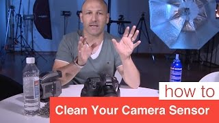 Download How to Clean Your DSLR Camera's Sensor Video