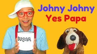 Download Johny Johny Yes Papa Nursery Rhymes for Children, Toddlers and Babies Video