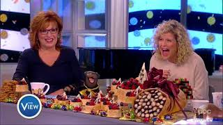 Download Triumph the Insult Comic Dog Roasts Joy Behar For Her Birthday | The View Video