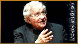 Download 📺 Noam Chomsky's Manufacturing Consent revisited | The Listening Post Video