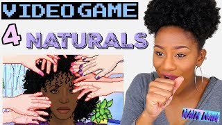 Download DON'T TOUCH MY HAIR! NEW VIDEO GAME FOR NATURAL GIRLS! HAIR NAH Video