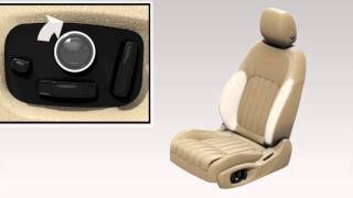 Download Jaguar XF - Adjusting Seats, Steering Wheel and Exterior Mirrors | Jaguar USA Video