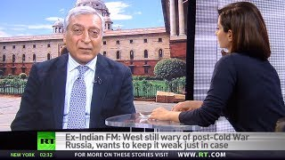 Download 'West scared of BRICS as it has no control over it' - Ex-Indian Foreign Secretary Video