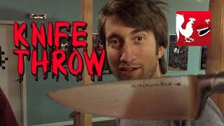 Download RT Life - Gavin Free: Knife Thrower Video
