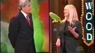 Download Barbara Heidenreich with Groucho the Singing Parrot on the Tonight Show Video