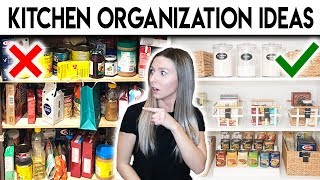 Download KITCHEN + PANTRY ORGANIZATION **SURPRISE MAKEOVER** Video