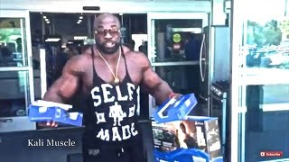 Download Kali Muscle - PS4 Unboxing + Playing Mortal Kombat Video
