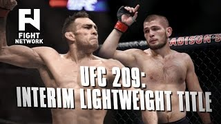 Download Khabib Nurmagomedov vs. Tony Ferguson for Interim Lightweight Title at UFC 209 Video