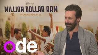 Download Jon Hamm interview: His porn past and why he has his eye on Scarlett Johansson's job Video