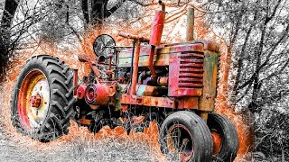 Download Old Tractors - First Start In Many Years | Diesel Engine Cold Start Up Video