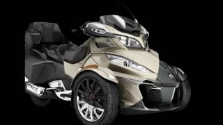Download New 2017 Can-Am Spyder F3-S 2018 - Sport Cruising Bike Video