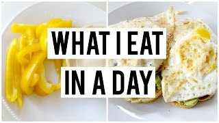 Download What I Eat in a Day (healthy snack + meal ideas) | Kendra Atkins Video